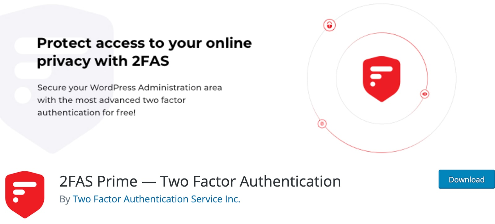 2FAS Prime - Two Factor Authenticator